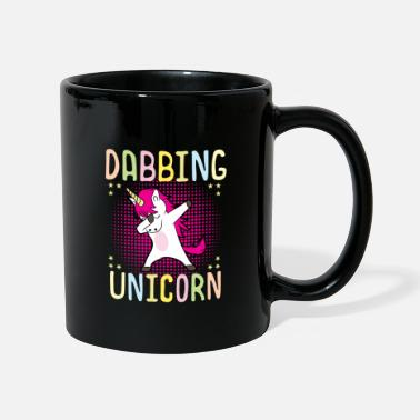 Unicorn Dabbing Unicorn - Krus