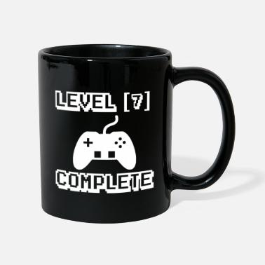 7th 7th birthday gamer - Mug
