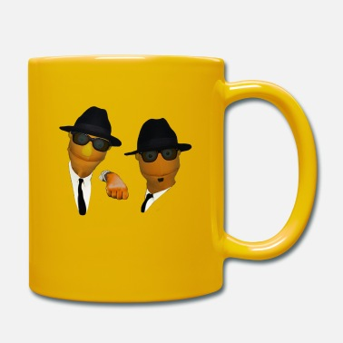 Blues Blues Brothers puppets - Mug