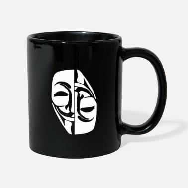 Anonymous Anonymous - Tasse einfarbig