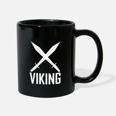 Viking Viking soturi Germanic Viking lahja - Muki