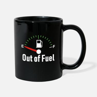 Fuel Out of Fuel - Mug
