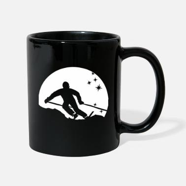 Ski Resort ski resort skies ski area skiing - Mug