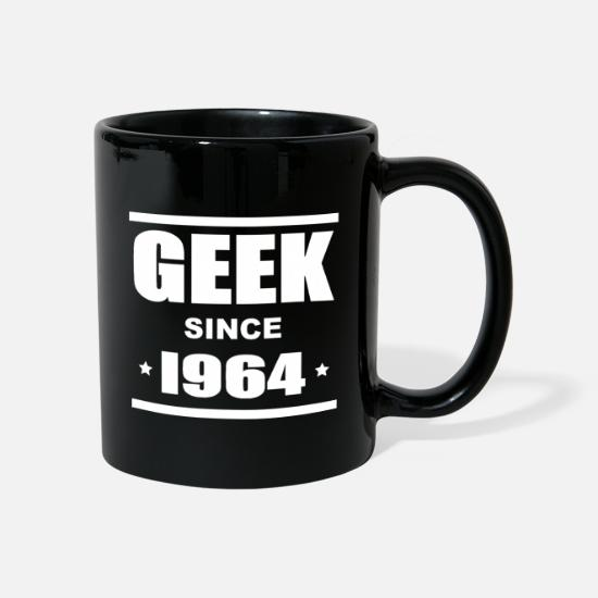 1964 Tazze & Accessori - Geek since 1964 - Tazza nero