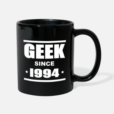 Since Geek since 1994 - Tazza