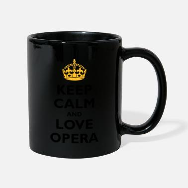 Opera Keep Calm & Love Opera - Mug