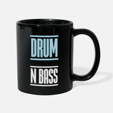 Techno Music Drum and Bass Techno Music DJ - Mug