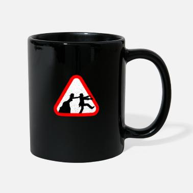 Career Attention groom - Mug