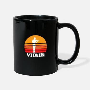 Viool Violin Sunset - Mug
