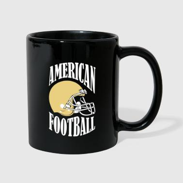 AMERICAN FOOTBALL - Full Colour Mug