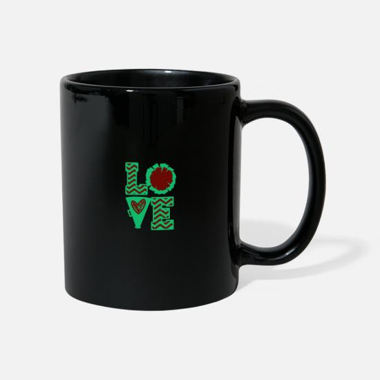 Birthday Mugs & Drinkware - cheer love - Mug black