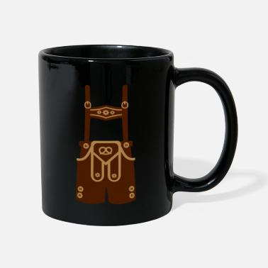 Leather Leather trousers - Mug