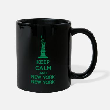 Libertà Keep Calm And New York New York - Tazza