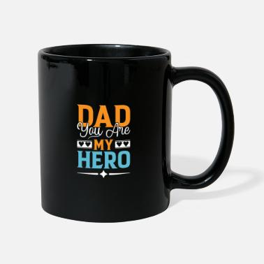 Day T shirt you are my super hero dad 2 - gift, pride - Mug