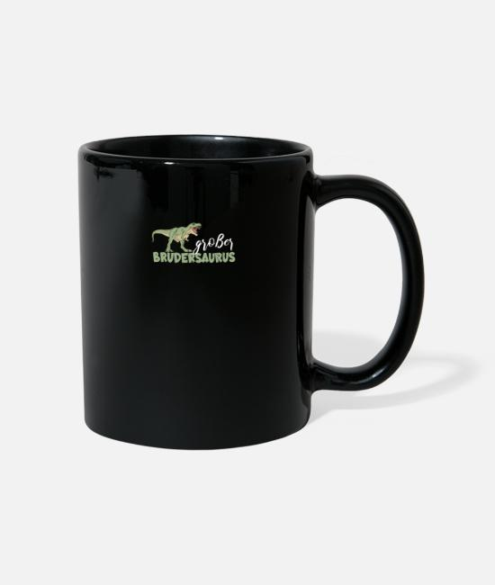 2019 Mugs & Drinkware - T Shirt Big Brother Dino Brothersaurus - Mug black