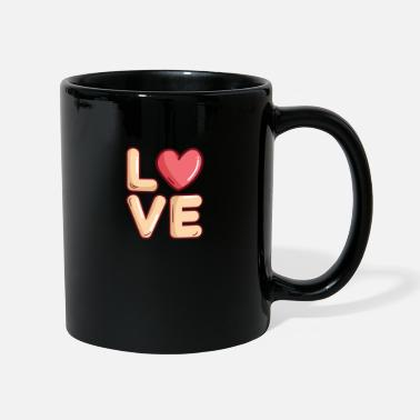 Valentines Day Love Heart Cute Valentines Day - Mug