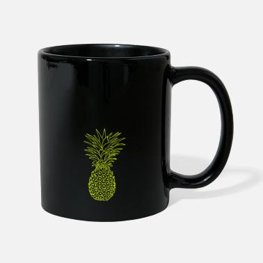 Pineapple Pineapple pineapple - Full Colour Mug