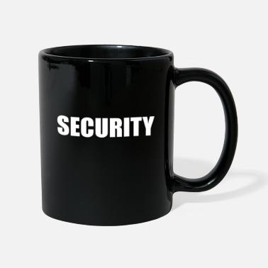 Security Service security security security service party service - Mug