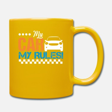 Lover car lovers - Mug