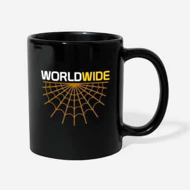World Wide Web World Wide Web Geschenkidee - Tasse