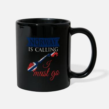 Norwegen Fan - Tasse