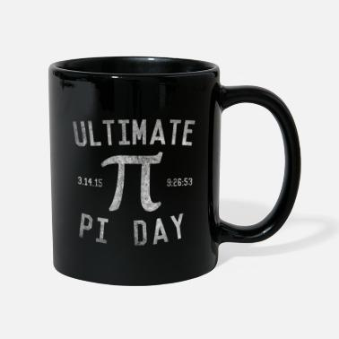 Pi Day Ultimate Pi Day Vintage - Yksivärinen muki