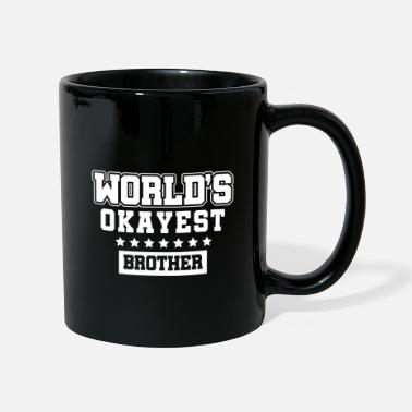 Siblings Brother siblings - Full Colour Mug