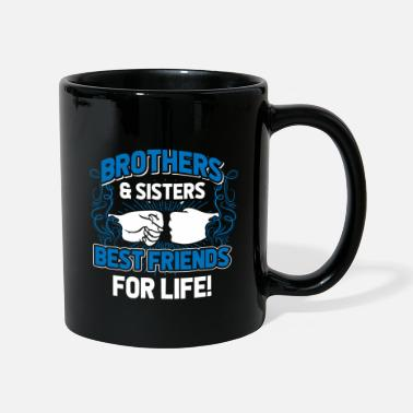 Siblings Siblings life - Full Colour Mug