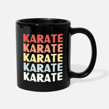 Karate Karate karate karate - Full Colour Mug