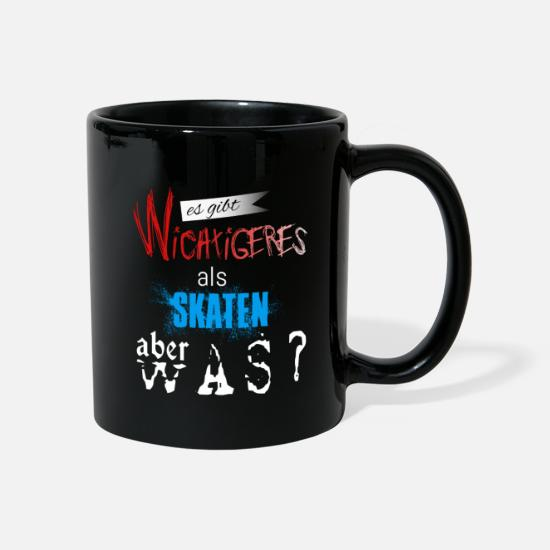 Tony Mugs & Drinkware - Skateboarder - Mug black