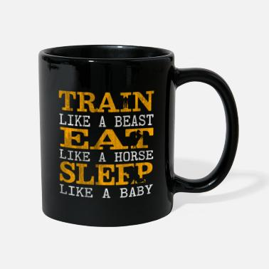 Motto Gym Motto - Full Colour Mug