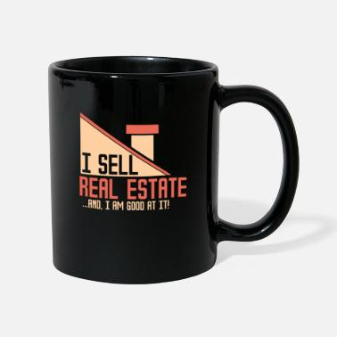 Real Estate REAL ESTATE - Real Estate Agent - Mug
