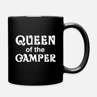 Motorhome The queen of the motorhome - gift - Mug