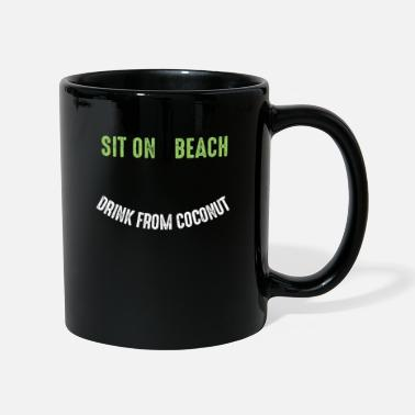 Vacation vacation - Full Colour Mug