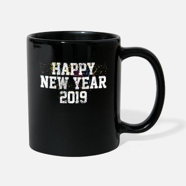 New Year New year new year - Full Colour Mug
