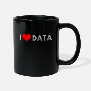 Statistics Computer Science Mathematics Data Statistics - Full Colour Mug