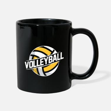 Beach Volley Volley-ball de beach volley - Mug uni