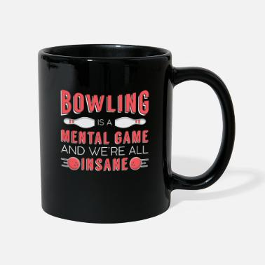 Bowling Team Bowling team - Full Colour Mug