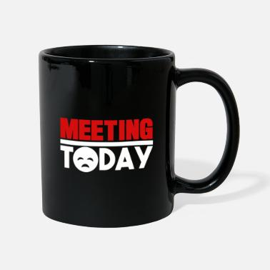 Meeting I hate meetings meetings gift - Mug