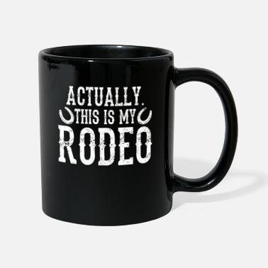 Rodeo-rytter rodeo - Krus