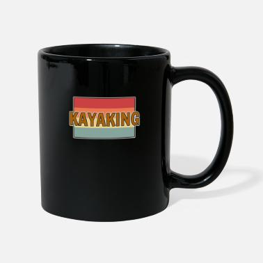 Kayak - Full Colour Mug