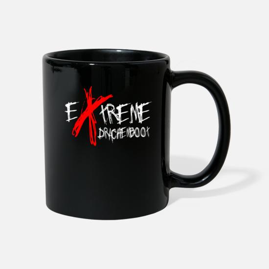 Birthday Mugs & Drinkware - Dragon Boat Extreme - Mug black