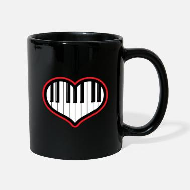 Piano Piano cadeau piano et piano à queue - Mug