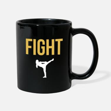 Fight Fight fight battery - Mug