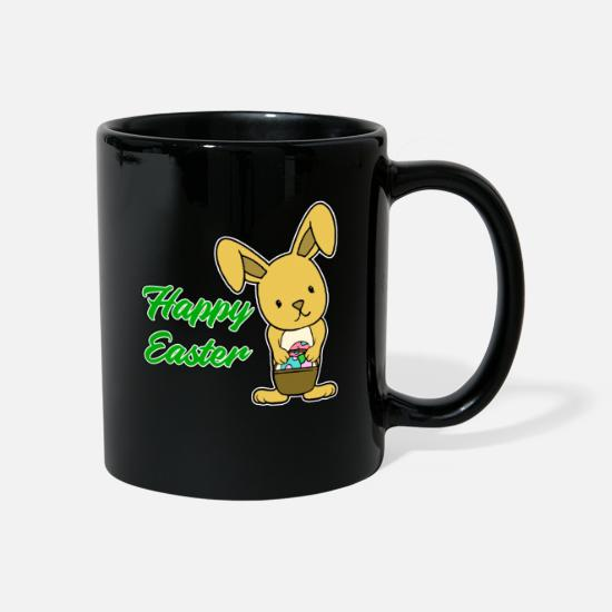 Easter Mugs & Drinkware - Happy Easter - Happy Easter - Mug black