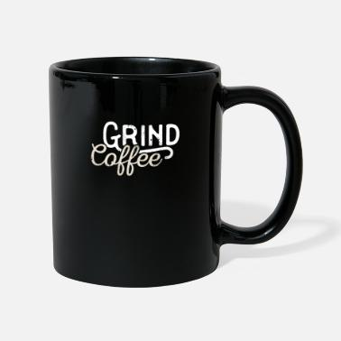Starbucks Coffee ground outfit - Full Colour Mug