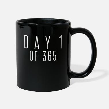 New Year's Day New Year Day 1 - Mug
