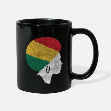 Anti Racism Black History Month Gift Pride Chill - Full Colour Mug