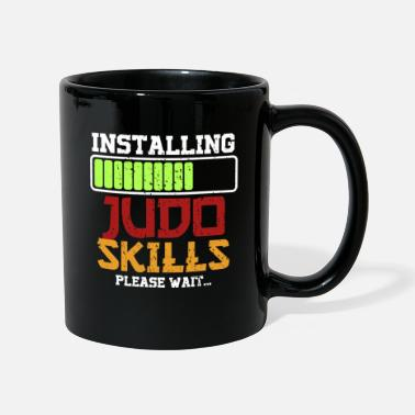 Karate Judo life combat gift - Full Colour Mug