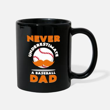 Père base-ball - Mug uni